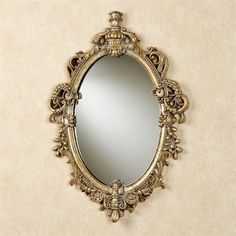Livorno Wall Mirror Aged Gold #JustMirrors