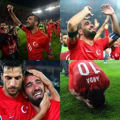 FT: Turkey 1-0 Iceland Turkey qualify for Euro 2016 in France next summer. @ardaturan10line  by 433barca