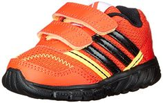 best website 0dfd9 94cdd adidas Performance A-Faito LT CF I Running Shoe (Toddler), Bold Orange