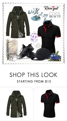 """""""Rosegal-24/1"""" by thesnow977 ❤ liked on Polyvore featuring men's fashion and menswear"""