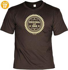 T-Shirt - Original seit 1966 - lustiges Sprüche Shirt als Geschenk zum 51. Geburtstag (*Partner-Link)