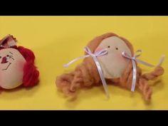 Passa o PAP   Rosto e cabelo de boneca por Millyta Vergara - YouTube