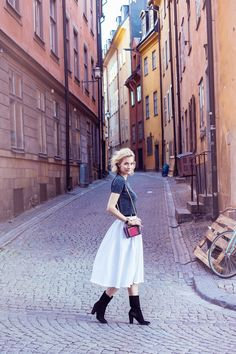 Safe travel destinations for female solo travelers Zanita Whittington, Visit Stockholm, Stockholm Sweden, Solo Travel Tips, Swedish Fashion, French Fashion, Cities In Europe, Best Places To Travel, Travel Alone