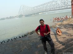 Calcutta Bridge - India