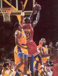 90/91 Finals, Rebound Worthy