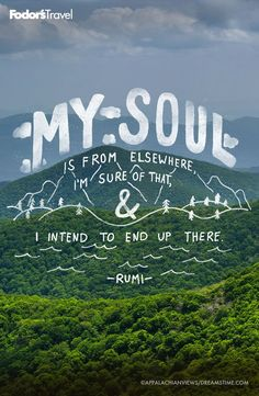 Where does your soul belong?