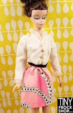 Barbie Vintage #1863 Pretty Power Dress