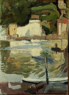 Pasajes. Puerto de Orio. 1904