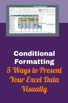 Conditional formatting allows you to automatically apply formatting like colors and shading to one or more cells based on the values in the cells. For example, you might want to highlight the cells that fall above or below a certain amount. Microsoft Excel, Computer Shortcut Keys, Computer Help, Color Scale, Big Data, Offices, Productivity, Highlight, Tutorials