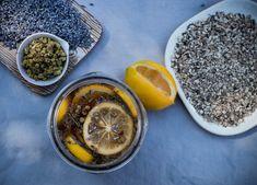 Mama's Lemon & Lavender Digestive Bitters. — Mama Flowers How To Make Bitters, Digestive Bitters, Bitters Recipe, Herbal Remedies, Healthy Drinks, Health And Wellness, Herbalism, Lavender, Lemon