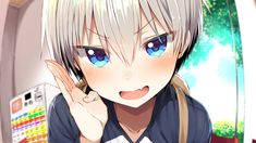 #UzakiChan #Anime Girln#wallpaper #4k #anime #uzakichanwaasobitai #animewaifu #animelover #waifu #animes #animeart #animescene #art ♡ hola si quieres ver mas contenido, síguenos te lo agradecemos mucho.♡ Este wallpaper no nos pertenece créditos a su creador. ♡ hello if you want to see more content, follow us we appreciate it very much. ♡ This wallpaper does not belong to us credits to its creator. Anime, Manga, Wallpapers, Content, Art, Art Background, Manga Anime, Kunst, Cartoon Movies