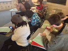 Not every student can bring a device to school. Lake Stevens has found a clever way to make use of educational technology with a partial BYOD: http://exitticket.org/partial-byod/