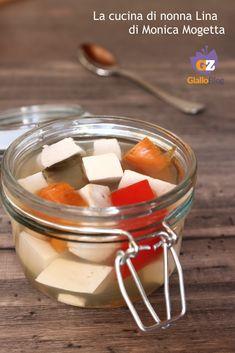 TOFU IN BRODO DI VERDURE #tofu #verdure #light #vegan #sponsoredpost #gialloblog #lacucinadinonnalina