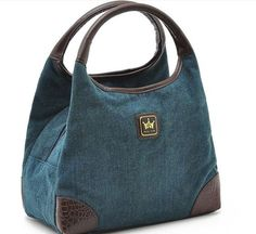 New-Vintage-Jeans-Canvas-Handbag-Totes-Shoulder-Bag.jpg 622×572 pixels