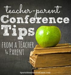 Are you prepped and ready to make the most of your child's teacher-parent conference? Be sure to take advantage of your brief time together...find out how!