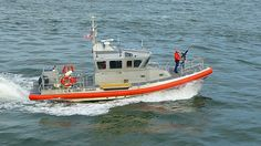 Coast Guard near Whitehall Ferry Terminal