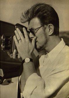 David Bowie by Bruce Weber March 1996 L'Uomo vogue