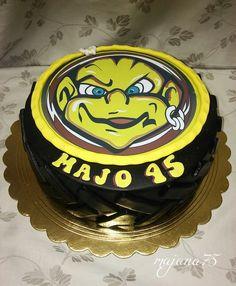 Logo for motorcykle Birthday Cake, Logo, Desserts, Tailgate Desserts, Logos, Deserts, Birthday Cakes, Postres, Dessert