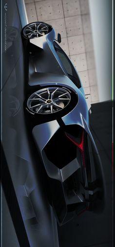 Lamborghini Avaorano Concept By WIZZ007 In DeviantART