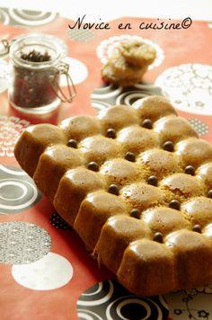 Moelleux figues sechées, vanille et thé chocolat
