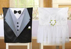 Braut & Bräutigam Stuhl decken Dekoration für Hochzeit von bkadoremi auf Etsy https://www.etsy.com/de/listing/228569985/braut-brautigam-stuhl-decken-dekoration
