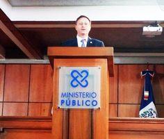 Alain Rodríguez, declaró que el Ministerio Público solicitará a la Suprema Corte de Justicia 18 meses de prisión pr...