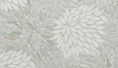 Artistic Tile Jazz Glass Collection - Estrella Be Bop White - Tile - Other Metro - Artistic Tile Glass Mosaic Tiles, Mosaic Art, Tile Mosaics, Mosaic Tile Designs, Cement Tiles, House Tiles, Wall Tiles, Deco Nature, Artistic Tile