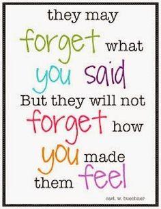 Weekend Words: Feelings Matter