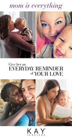 This Mother's Day, celebrate the amazing mothers in your life with jewelry, a timeless gift that says so much. Show her just how much she means to you at kay.com.