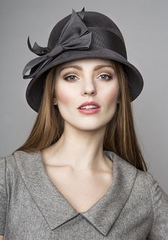 Rachel Trevor - Morgan Millinery, A/W 2015. #passion4hats