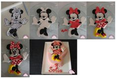 ....Birthday Cake topper, how to