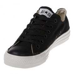 The Converse Chuck Taylor Spec Black/White Low Tops are a basic yet bold shoe, with an all black canvas upper, white Converse rubber outsole and vulcanized construction.