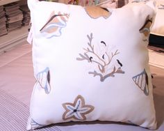 Shelly Beach Pillow