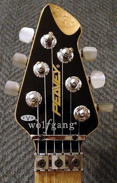 Wolfgang special by peavy.