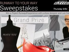 Mary Kay Runway to Your Way Sweepstakes