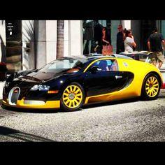 Bumblebee Bugatti Veyron