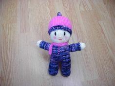 bébés tricotés par chouchou - abracadafil - free