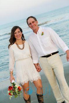 Tybee Island Wedding Coastal Creative Events Beach Als And Decor Style Pinterest Weddings