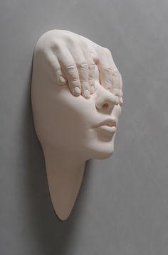 Sculpture par Johnson Tsang