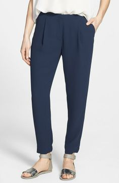 Cute for the office - Silky Harem Pants