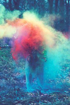 The vibrant celebration of Holi, the Hindu festival of colors Holi Festival India, Holi Festival Of Colours, Festivals Of India, Viborg, Foto Art, Jolie Photo, Color Of Life, Color Inspiration, Bunt