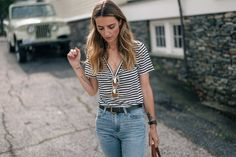How to Nail French Girl Style this Summer | Jess Ann Kirby
