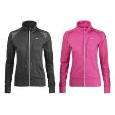 Met dit #Röhnisch Zip #Plus fitnessvest voor dames gaat u in stijl naar de sportschool. Het vest is modern en trendy.