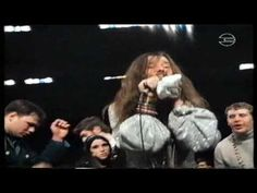 """Piece of My Heart"" in Germany (1969) | 17 Sensational Live Performances By Janis Joplin"