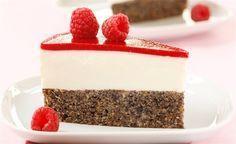 Finis Feinstes - Rezepte - Fini´s Rezepte - Mohn-Topfen-Torte