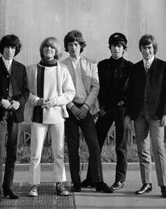 Rolling Stones w/ Brian Jones