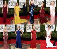 Golden Globe 2016 Varios