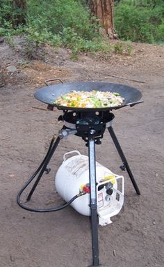 Southwest Disk - Discada Portable Height Adjustable Burner, $90.00 (http://www.southwestdisk.com/discada-portable-height-adjustable-burner/)