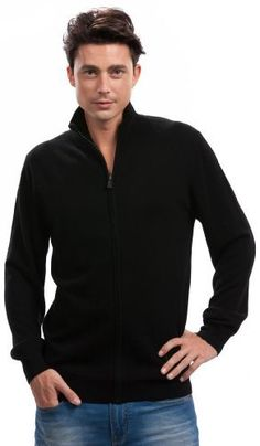 Product review for Citizen Cashmere Men's Cardigan - 100% Cashmere.  FEATURES 100% Cashmere Stylish gun metal zipper Double Ply for Extra Durability Environmentally-friendly and non-toxic Designed in Paris FASHION FOR THE LEADER OF THE PACK  Give your wardrobe a leg up with the addition of this handsome zippered cashmere cardigan. Perfect for every day, this will...