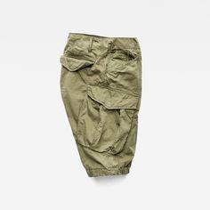Rovic Loose 1/2 Length Shorts